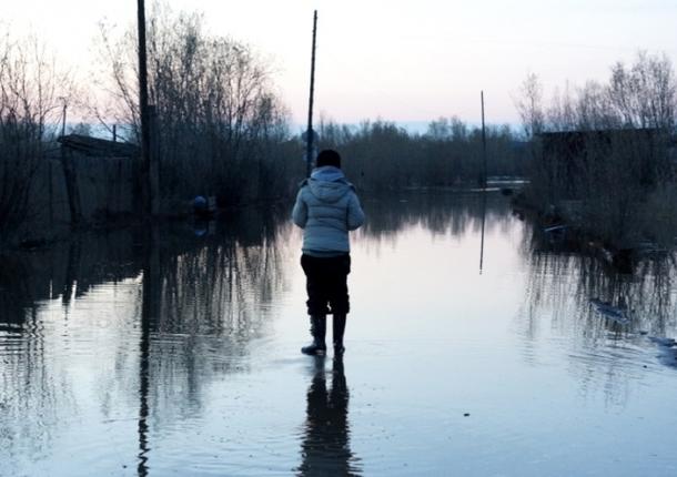 Около 9 000 жителей Якутска проживают в зоне возможного паводка