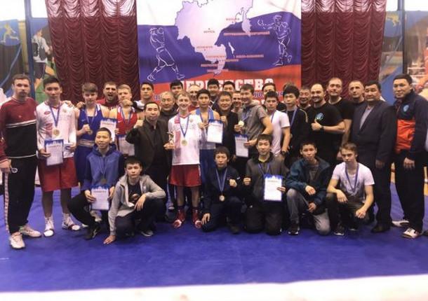 Якутские боксеры сумели завоевать шесть золотых медалей на первенстве Дальнего Востока
